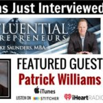 Mike Saunders Interview with Dr. Patrick Williams –